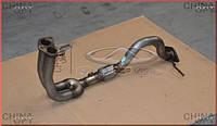 Приемная труба выхлопной системы Chery Amulet [1.6,-2010г.] A11-1203110KA Китай [аftermarket]
