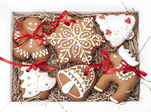 Упаковка для пряников, печенья и конфет