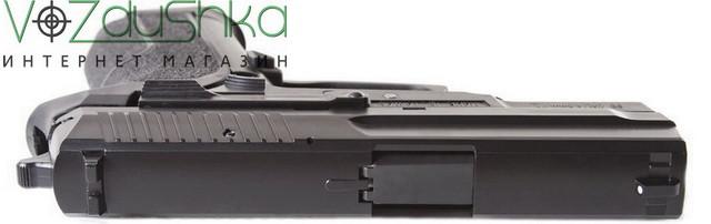 пистолет SAS Pro 2022 sig sauer (вид на затвор сверху)