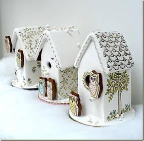 Упаковка для пасок та пряничних будиночків