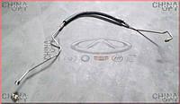 Шланг гидроусилителя (трубка высокого давления) Chery Amulet [1.6,-2010г.] A15-3406100CF Китай [оригинал]