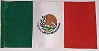 Флажок национальный, двусторонний  (10см*20см)