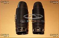 Пыльник переднего амортизатора (пластик) Geely CK1F [2011г.-] 1400553180 Китай [аftermarket]
