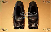 Пыльник переднего амортизатора (пластик) Lifan 520 [Breez, 1.3] 1400553180 Китай [аftermarket]