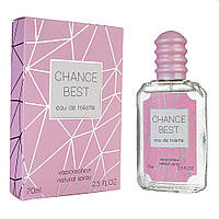 "Т/вода для женщин ""CHANCE BEST""  70мл (Chanel  Chance) TM ""AKSA"""