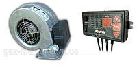 Автоматика и вентиялтор для ТТК Polster C-11 + WPA120