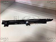 Кронштейн заднего бампера, левый, металл, Geely Emgrand EC7 [1.8], Original