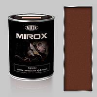 Термостойкая краска с металлическим эффектом Mirox-8002. 0,75 л