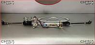 Рейка рулевая, в сборе, + наконечники (с ГУР) Chery Karry [A18,1.6] A11-3400010BB Китай [оригинал]