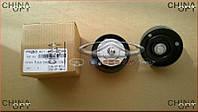 Ролик генератора, без натяжителя / кронштейна, 480EF, 477F, Chery Amulet [до 2012г.,1.5], Аftermarket