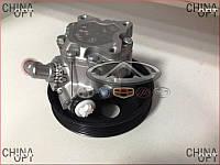 Насос гидроусилителя руля, ГУР (4G63, 4G64) Chery Tiggo [2.4, -2010г.,MT] T11-3407010 Китай [аftermarket]
