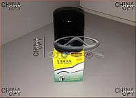 Фильтр масляный (4G63, 4G64, 471Q, Mitsubishi) Chery Tiggo [2.4, -2010г.,MT] 471Q-1012950 Китай [аftermarket]