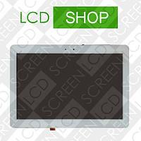 Модуль для планшета Samsung Galaxy Tab 10.1 P7500 P7510, белый, дисплей + тачскрин
