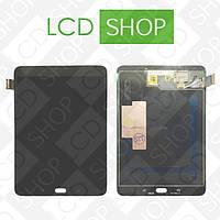 Модуль для планшета 8.0 Samsung Galaxy Tab S2 8.0 T710, черный, дисплей + тачскрин