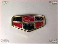 Эмблема решетки радиатора, Geely EC7[1.8], 1068002619, Original parts
