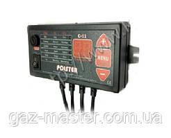 Автоматика для твердатоплевного котла Polster C-11
