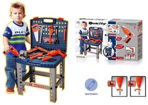 Набор инструментов 008-22 на батарейке, в коробке
