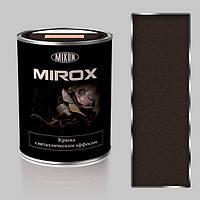 Термостойкая краска с металлическим эффектом Mirox-8028. 0,75 л
