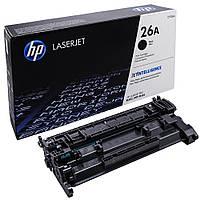 HP CF226A № 26A картридж лазерный оригинальный черный
