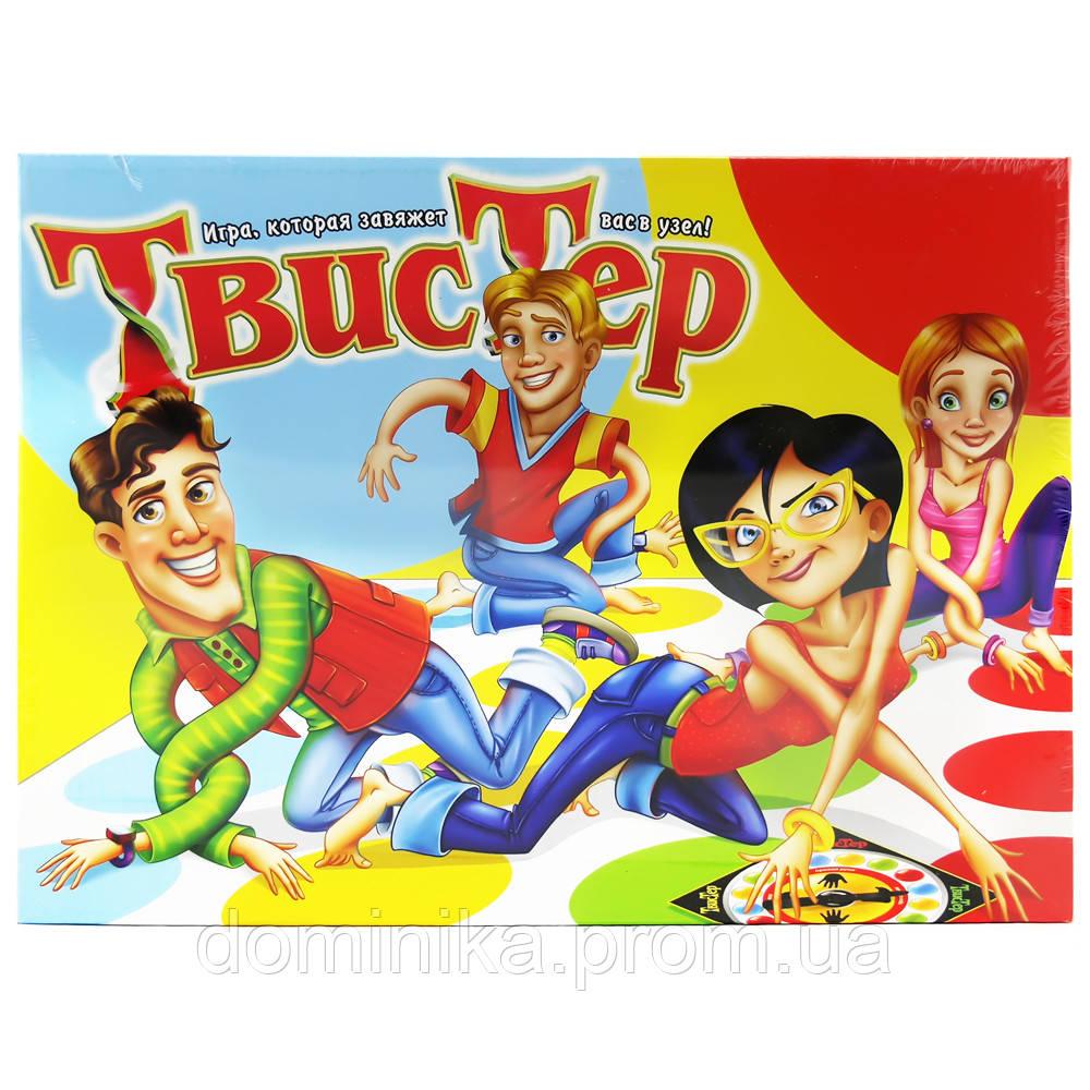 Развивающая игра Твистер - Товары для дома,отпариватели, аэрогрили,прокладки,товары для детей  «ДОМИНИКА» в Чернигове