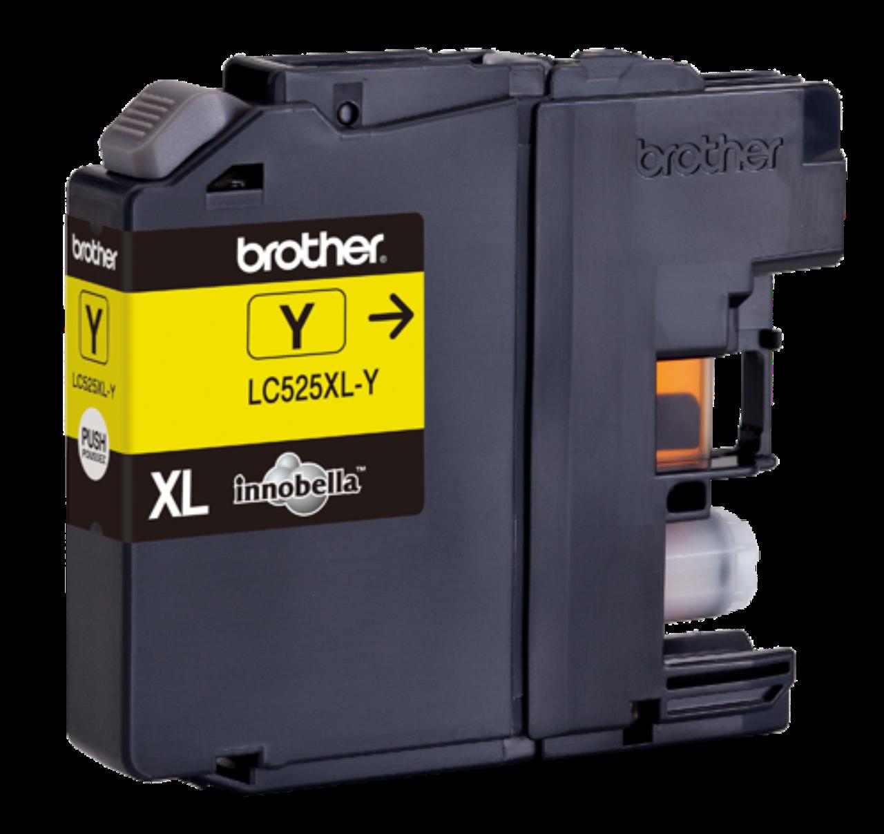 Струйный картридж Brother LC525XL-Y (LC525XLY)