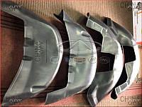 Подкрылки, M, 4шт., комплект, Great Wall Haval [M2], PKGWHM2, Ukraine Product