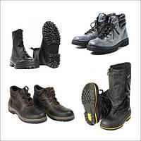 Обувь рабочая защитная. спецобувь. ботинки, сапоги, туфли, берцы. обувь специального назначения