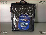 Чехлы салона, комплект (Т11FL, 2012-) Chery TiggoFL [1.8, 2012г.-] CVT11FL Ukraine product [Украина]