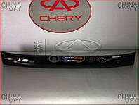 Спойлер заднего стекла, Chery Tiggo [1.6, до 2012г.], RGT11, Aftermarket