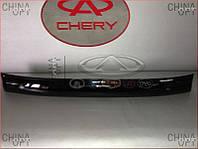 Спойлер заднего стекла (до 2012г.) Chery Tiggo [1.6, -2012г.] RGT11 Китай [аftermarket]