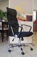 Кресло офисное Vire Черный