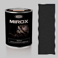 Термостойкая краска с металлическим эффектом Mirox-7016. 0,75 л