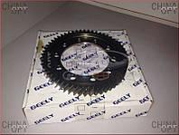 Шестерня дифференциала, 56 зубьев, Geely MK2 [1.5, с 2010г.], 3230330801, Original parts