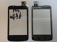 Сенсор Touchscreen Fly IQ436 Era Nano 3 Black