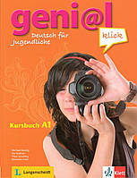 Geni@l klick (Arbeitsbuch + Kursbuch) A1 Kursbuch