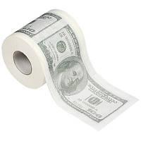 Туалетная бумага 100 долларов