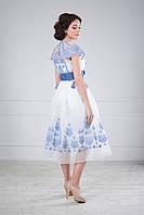 Вечірня сукня вишита, фото 1