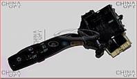 Переключатель подрулевой, левый (переключатель поворотов) Geely MK1 [1.6, -2010г.] 1017000636 Китай [аftermarket]