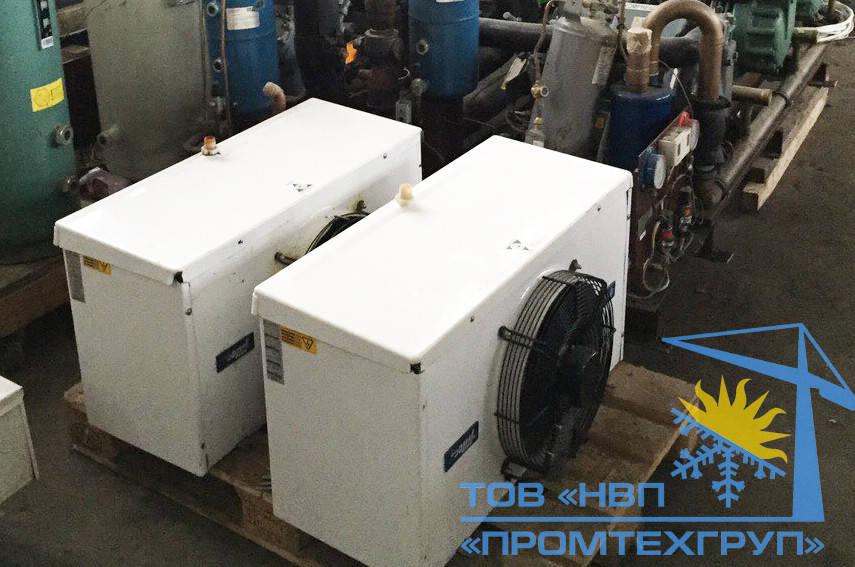 Потолочный Б/У воздухоохладитель LU-VE S3HC47E80