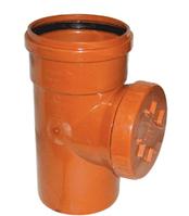 Ревизия ПВХ для наружной канализации 160мм
