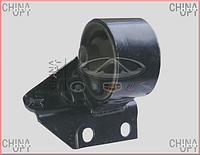 Подушка двигателя задняя, Geely CK2, Aftermarket