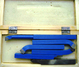 Резцы токарные 10х10мм PROMA Чехия | Резцы по металу отрезные, проходные, подрезные, расточные, фото 2