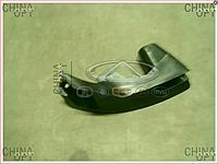 Направляющая заднего бампера, левая (пластик, под фонарем) Emgrand EC7 [1.8] 1068003723 Китай [Aftermarket]