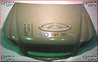 Капот Geely CK1F [2011г.-] 8402010180001 Китай [аftermarket]