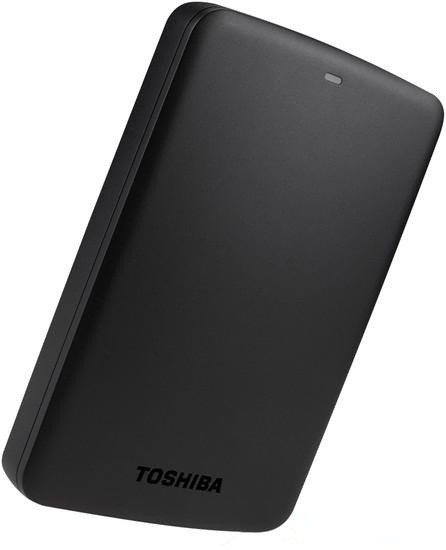 "Внешний жесткий диск 2.5"" 500GB TOSHIBA Canvio Basics  (HDTB305EK3AA) - Radio Store в Днепре"