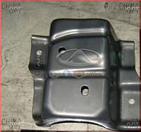 Кронштейн усилителя переднего бампера L, Geely MK Cross, 101200033502, Aftermarket
