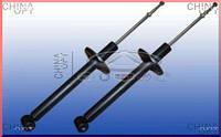 Амортизатор задний левый / правый (масляный) Chery Amulet [1.6,-2010г.] A11-2915010AB Denckermann [Польша]