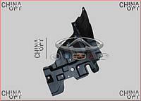 Защита двигателя пластиковая L, брызговик бампера, Geely MK1 [1.6, до 2010г.], 1018004682, Aftermarket
