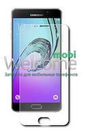 Защитное стекло Samsung A710 (2016) Galaxy A7 (0.3 мм, 2.5D, с олеофобным покрытием)