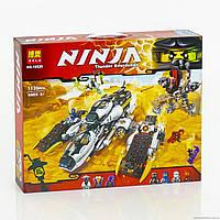 """Конструктор Bela Ninja аналог (LEGO NINJAGO) """"Ультра стелс рейдер"""""""